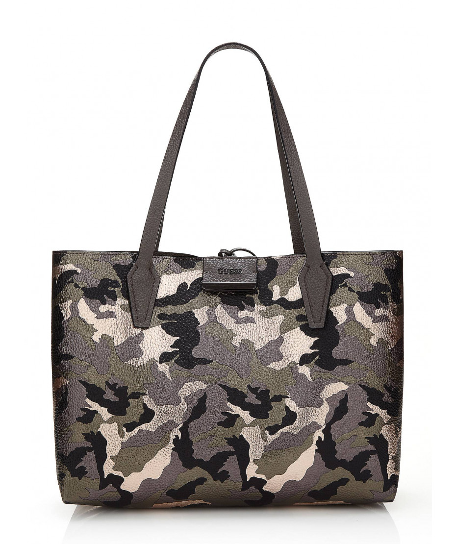 Guess Shopper Camouflage