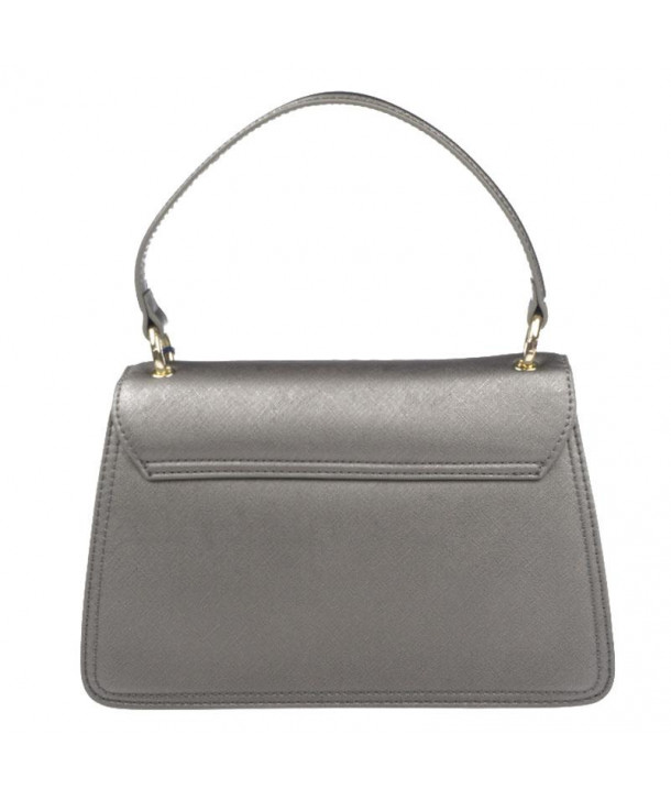 Trussardi bag gunmetal
